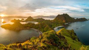 Padar Island, A Dream in Indonesian Frontier