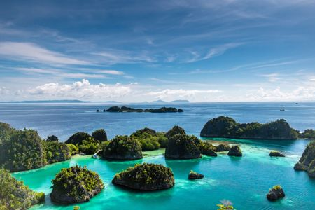 Travel destinations in Papua: Raja Ampat