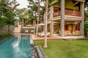 best villas in bali