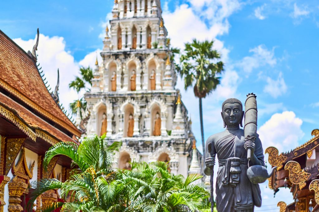 Tips to Visit Temples in Thailand