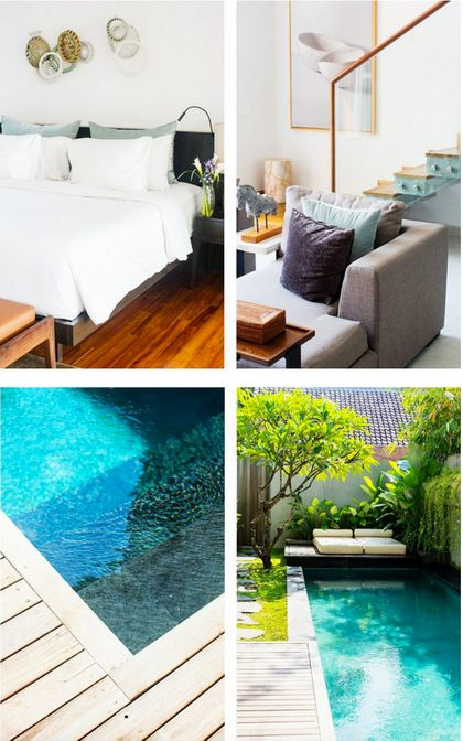 Bali luxury villas at Seminyak for truly elegant stay