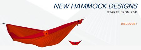 Hammock camping design