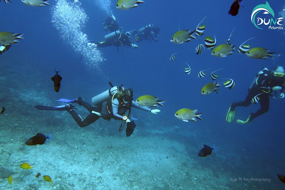 Scuba Diving In Bali Indonesia