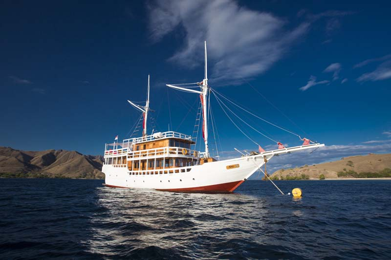 Things to Prepare for Rainy Sailing with Komodo Boat Charter