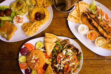 International foods to try in a trip - Meze