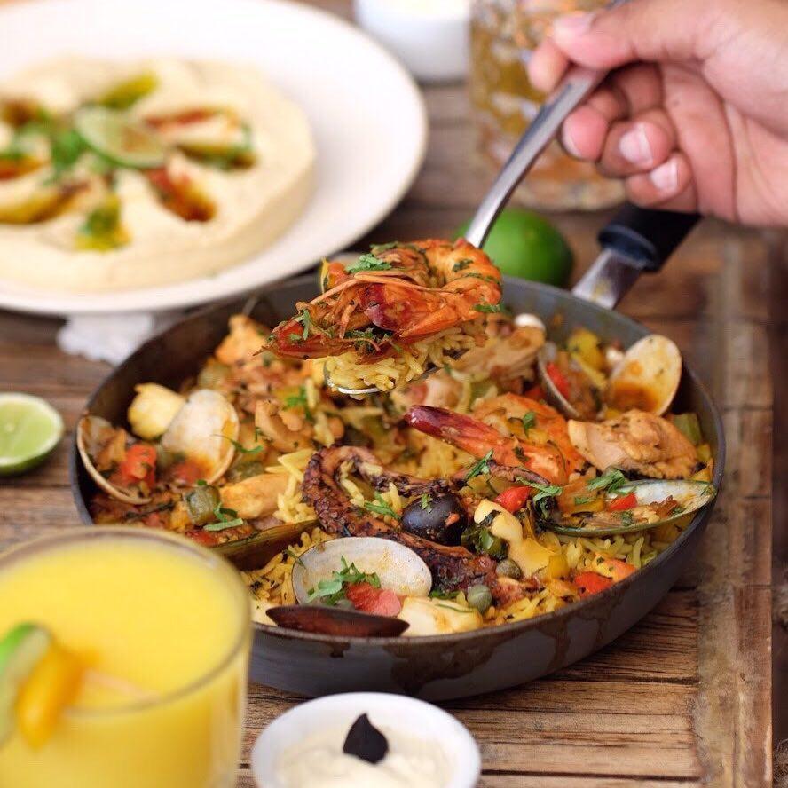 Bali steak and seafood