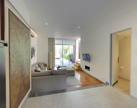 Great location of luxury 2 bedroom villa Seminyak in Bali
