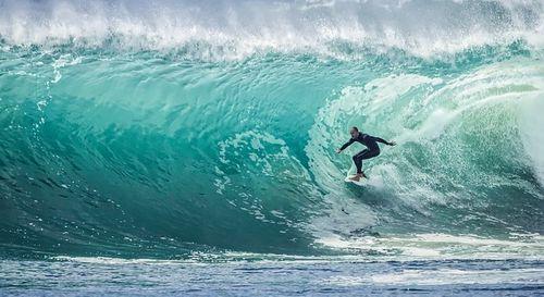 Surfing water sports