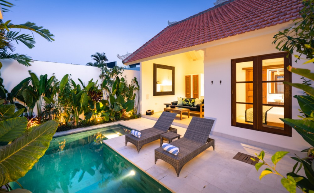 Villa Ubud Bali and Its Privacy