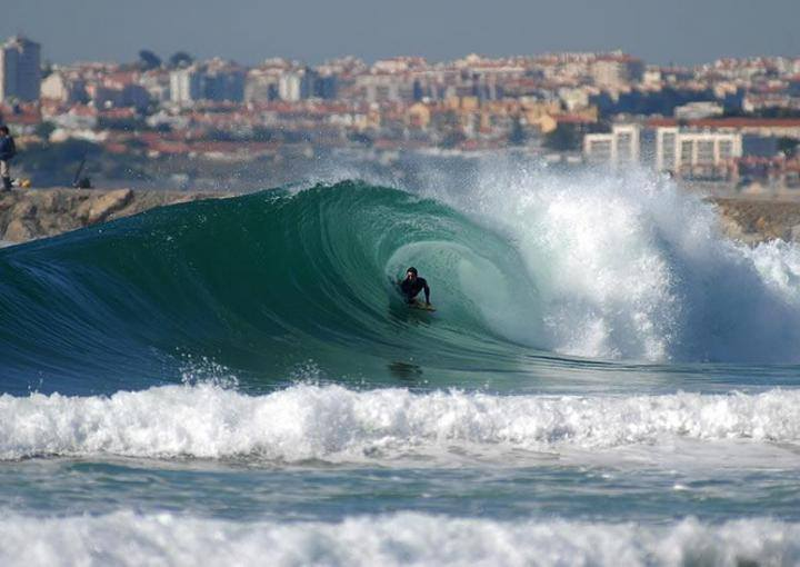 Having Fun at Surf camp Portugal for Advanced Surfers!