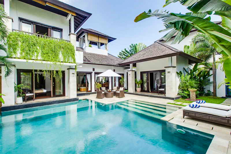 Property Bali benoa with a private pool