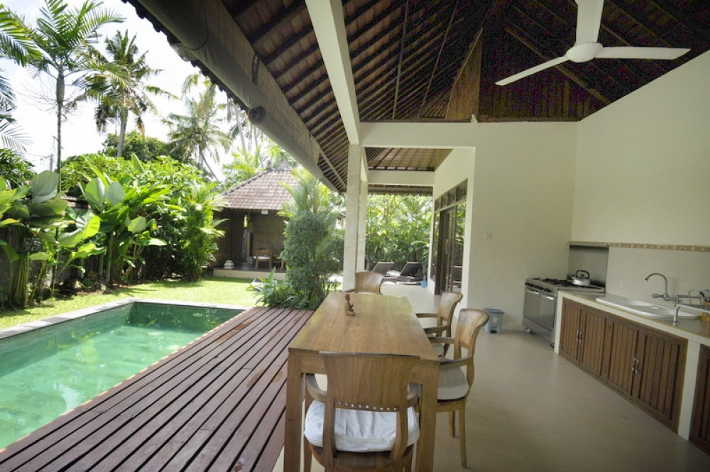 Two bedrooms Villa Ubud located in Panestanan