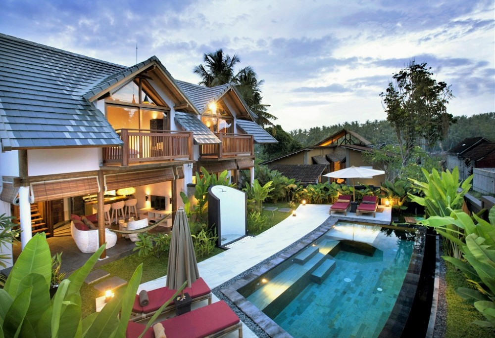 2 Bedrooms Villa Ubud In Nyuh Kuning