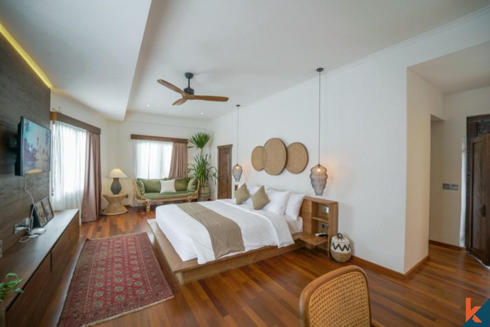 Comfortable Villa Seminyak with 2 bedrooms