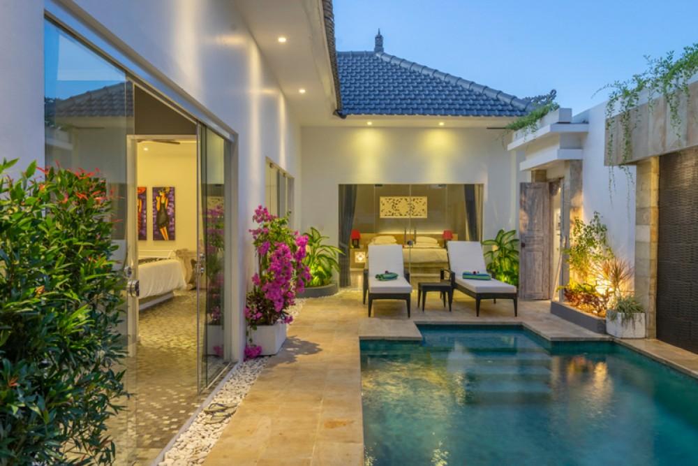 sanur villas with private pool
