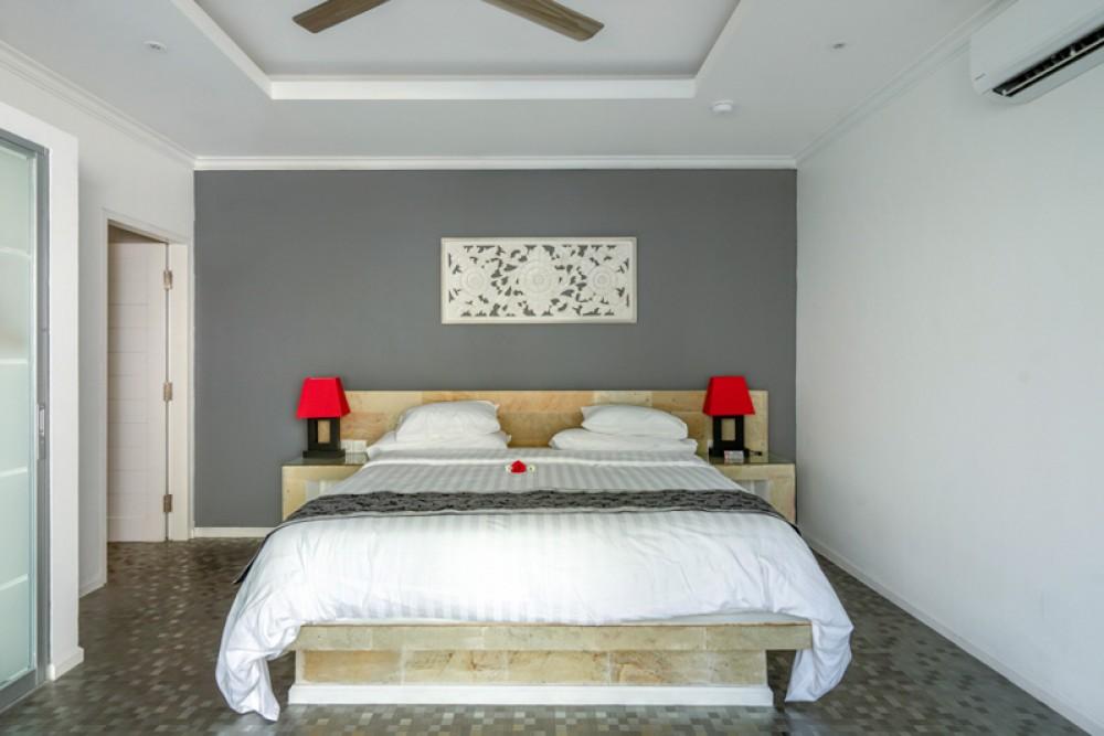 sanur villas bedroom