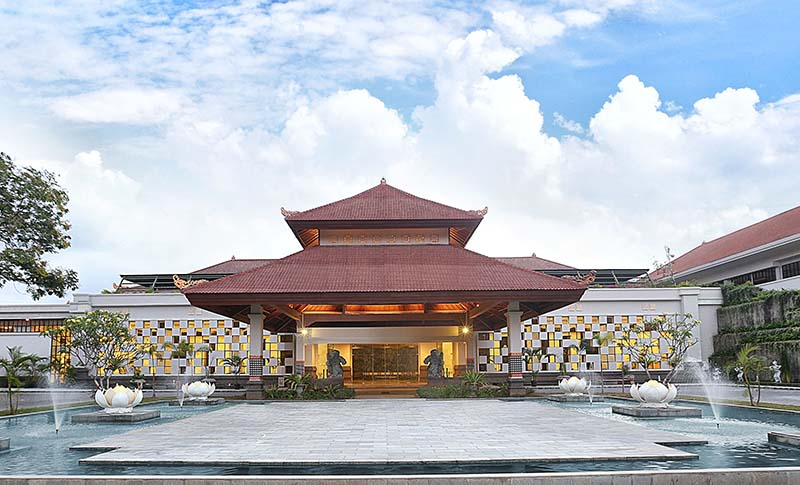 bali nusa dua convention center events conferences