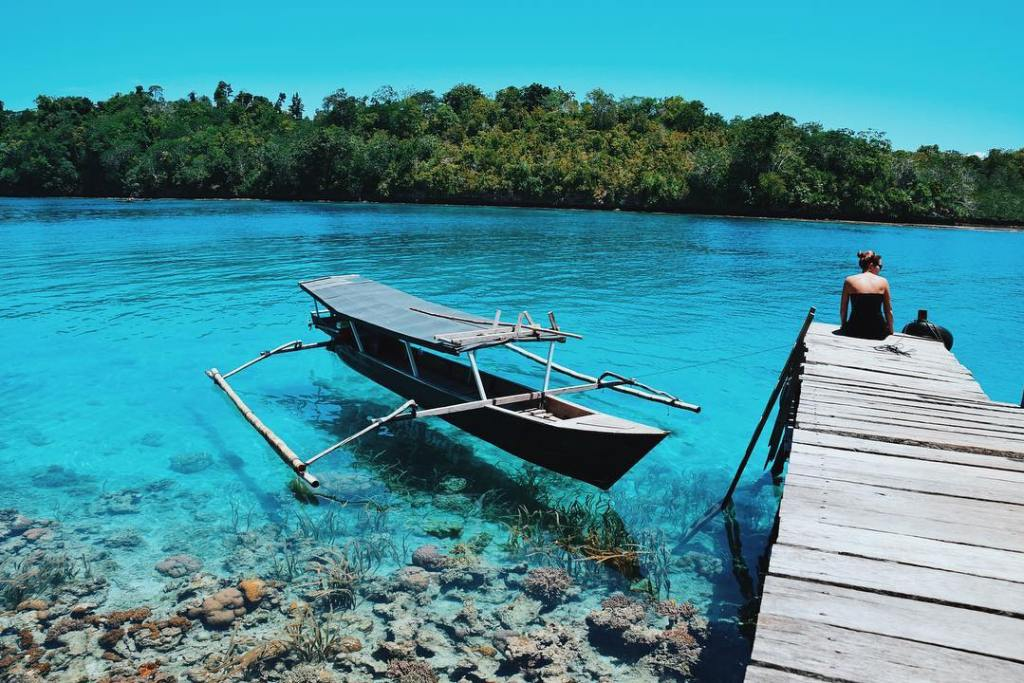"""Dive cruise Indonesia, Visiting Togean """"Paradise"""" Island"""